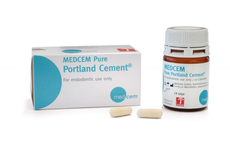Pure Portland cement® Med-PZ