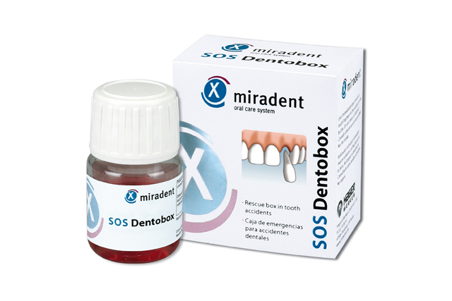 Miradent SOS Dentobox